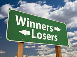 Losers Can Be Winners Raffle