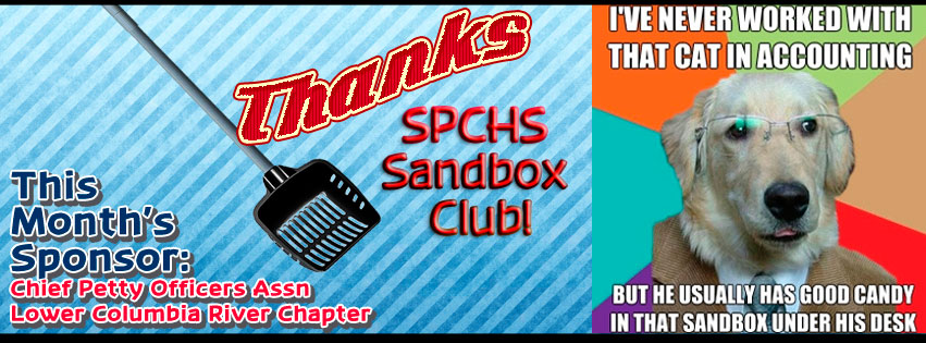 Thanks, Sandbox Club!
