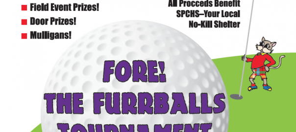 Fore! The Furrrballs Golf Tournament