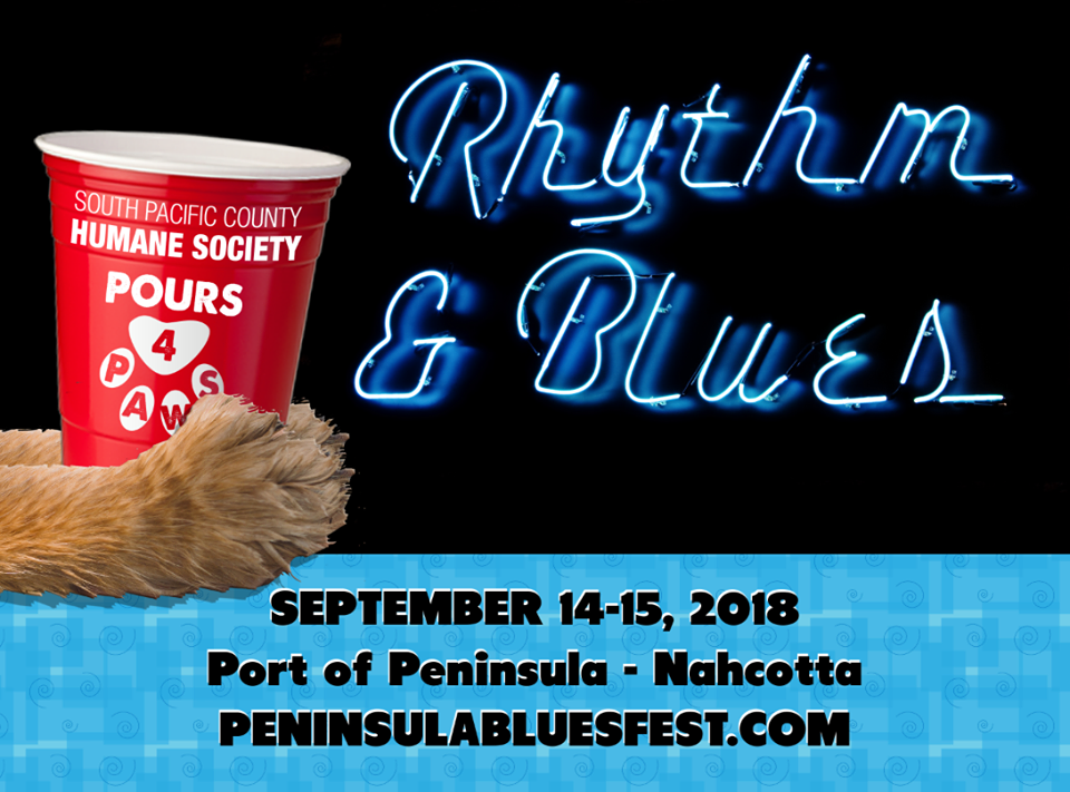 pours for paws at peninsula blues festival