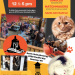 North Jetty Brewing Fundraiser for our pets