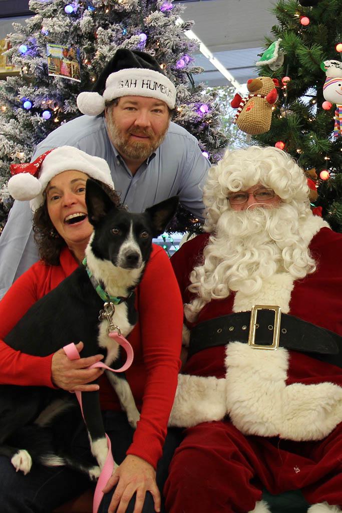 Dec: Santa Paws Photos – Cancelled