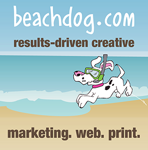 beachdog.com: web. print. results-oriented creative