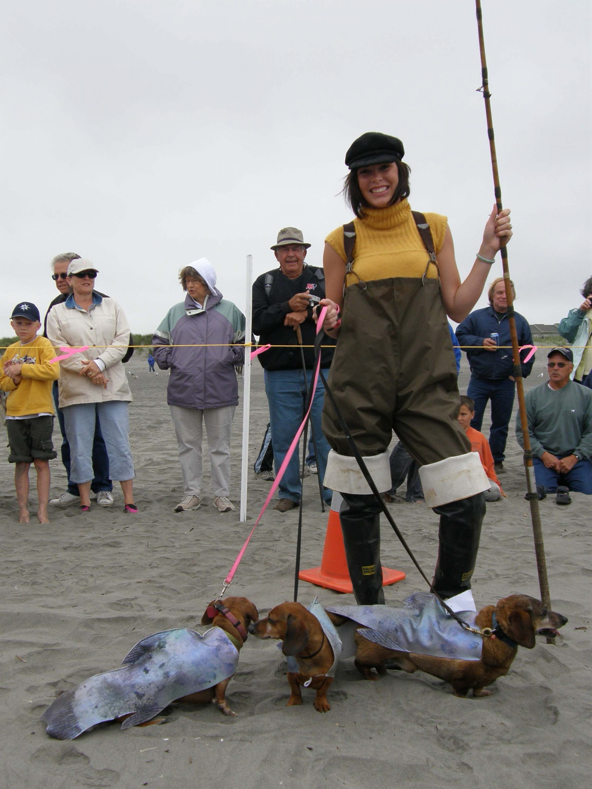 Sand Flea Pet Parade, Sandsations, Long Beach, 2008-14