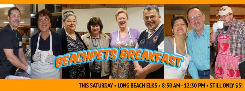Beachpets Breakfast, Elks Lodge, Long Beach, 2013