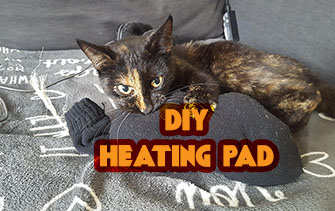 Make Heating Pads for Pets in Rescue