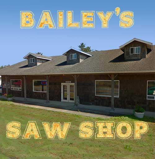 Baileys Saw Shop