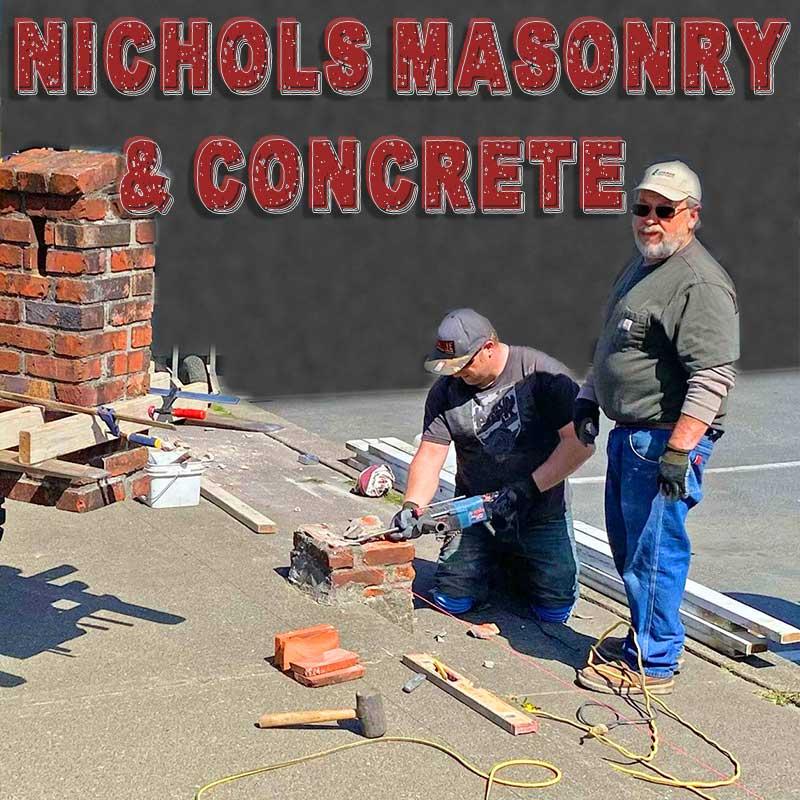 Nichols Masonry and Concrete Inc