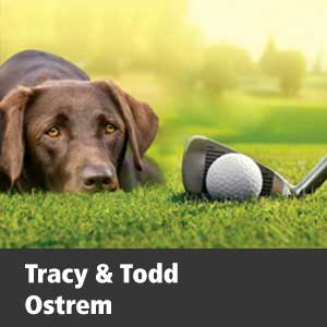 Tracy and Todd Ostrem